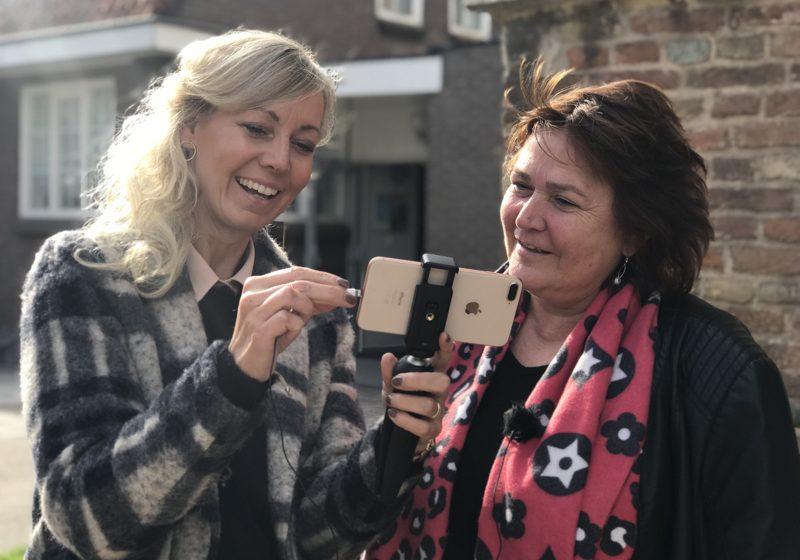 Diensten Professioneel filmen met de smartphone